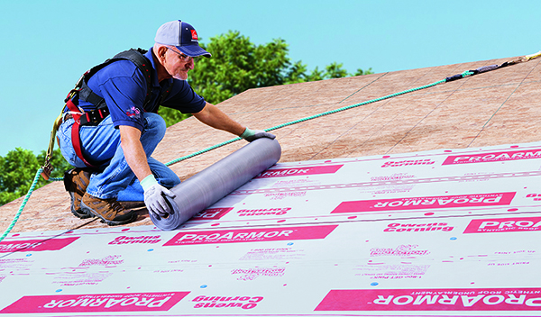 Accessories Proarmor Synthetic Roof Underlayment